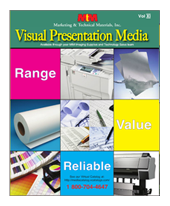 Visual Presentation Media Catalog