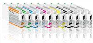 Epson InkJet Cartridges.