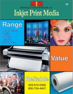Download your FREE InkJet Print Media Catalog (PDF)