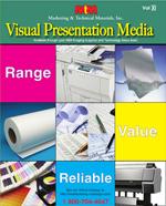 Click to view MtM's Visual Presentation Media eCatalog