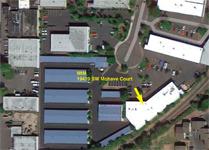 MTM office in Tualatin, Oregon