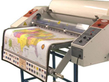 Map Lamination Machine