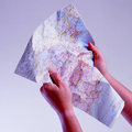 Synthetic Paper for Waterproof Maps