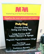 MtM Trade Show Banner