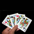 Synthetic Paper for Waterproof Playing Cards