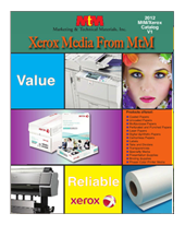 Xerox Branded Material Catalog