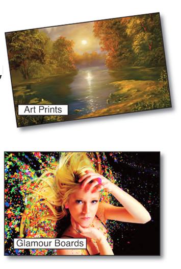 Epson Printable Poster Board