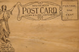 Printable Wood Veneer Post Cards